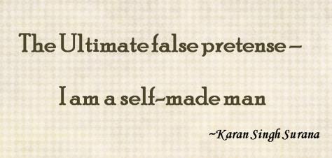 false pretense